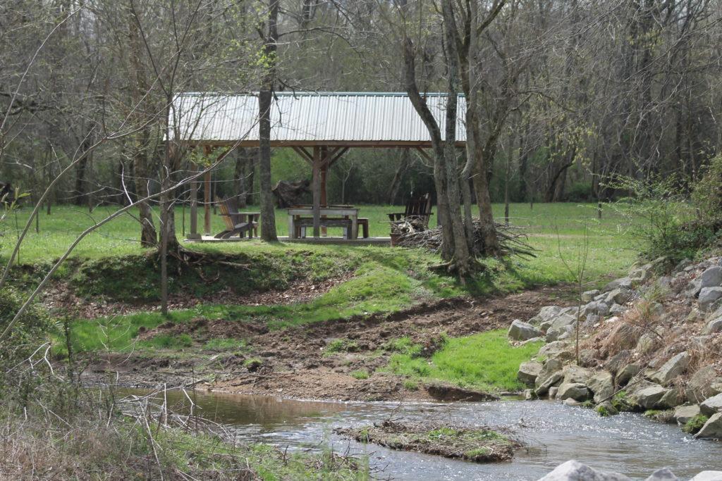 Camping/Picnic Shelter